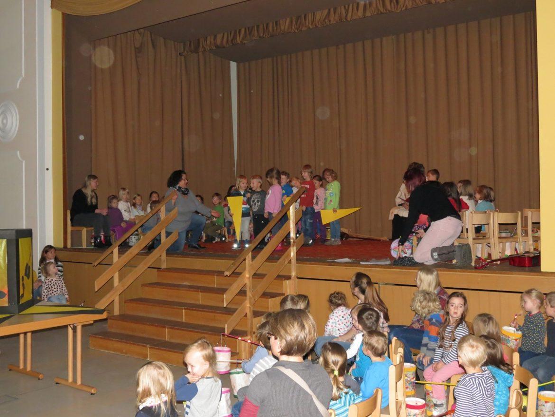 Kinderhaus feiert Martin