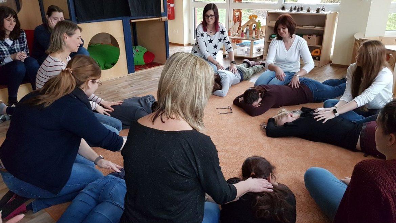 Teamfortbildung im Kinderhaus