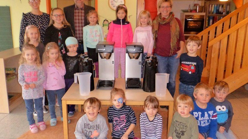 Kinderhaus St. Paulus Reichenbach erhält Spende!