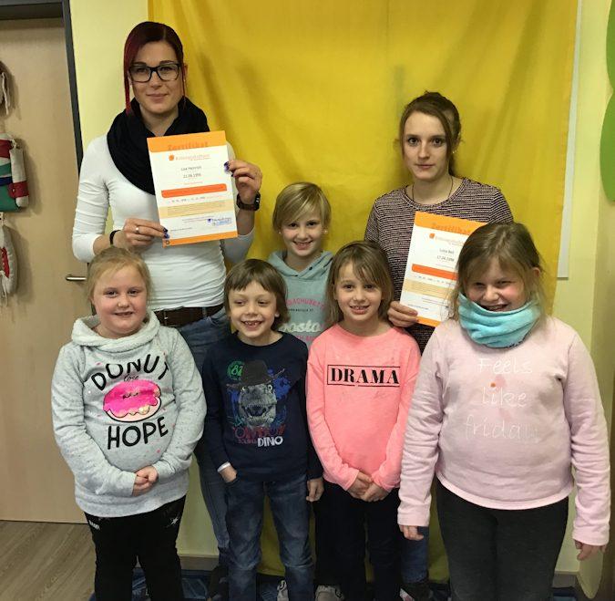 Schulkindbetreuung im Kinderhaus St. Paulus verfügt jetzt über zwei Fachkäfte für Hort- und Schulpädagogik