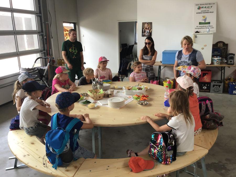 Pfingstferien im Kinderhaus für die Schulkinder