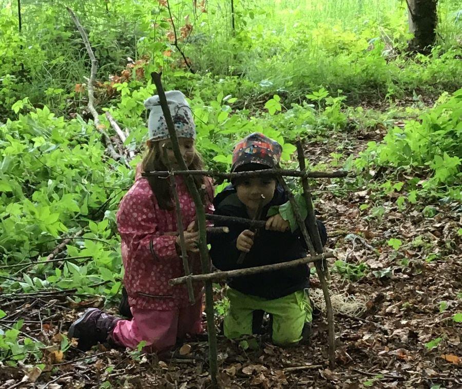 Waldgruppe nimmt Betrieb auf