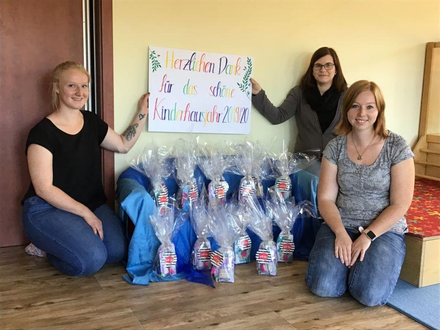 Elternbeirat hält Rückschau auf das Kinderhausjahr 2019/20 und bedankt sich beim Kinderhausteam für die geleistete Arbeit