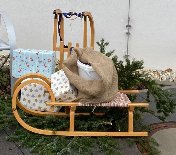 Draußt vom Walde komm ich her – Nikolausrundweg für die Kinder am Nikolauswochenende
