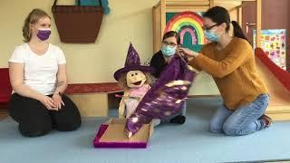 Zauberer Schrappelschrut-Fasching für die Kinder zu Hause