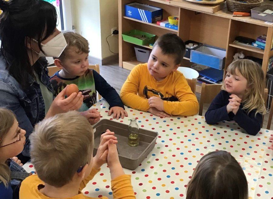 Zertifizierte Inklusionsfachkräfte im Kinderhaus St. Paulus Reichenbach